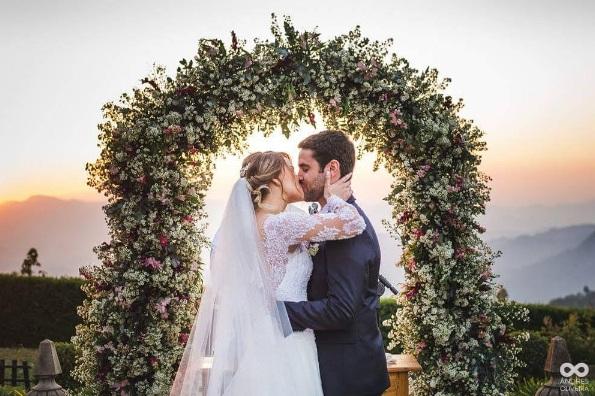 Imagem capa - Destination Wedding em Campos do Jordão por Florearte Eventos