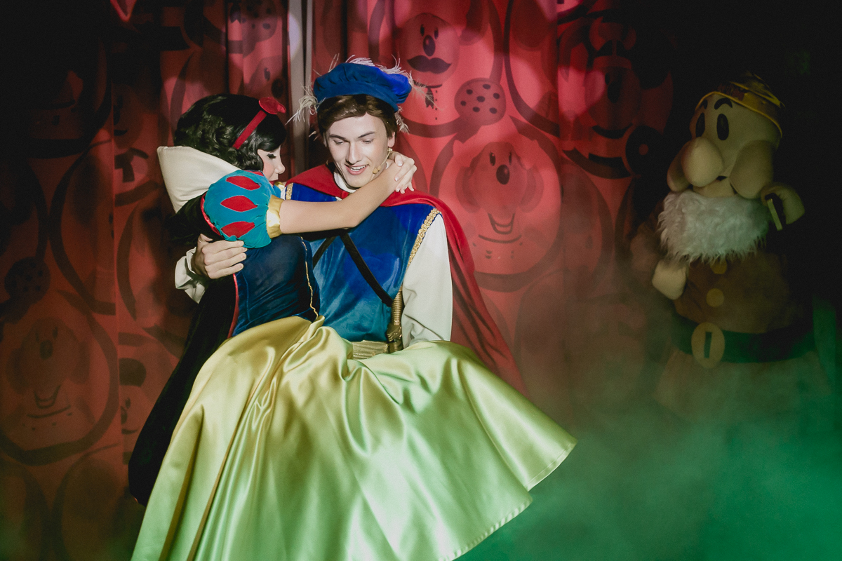 dancando com o principe
