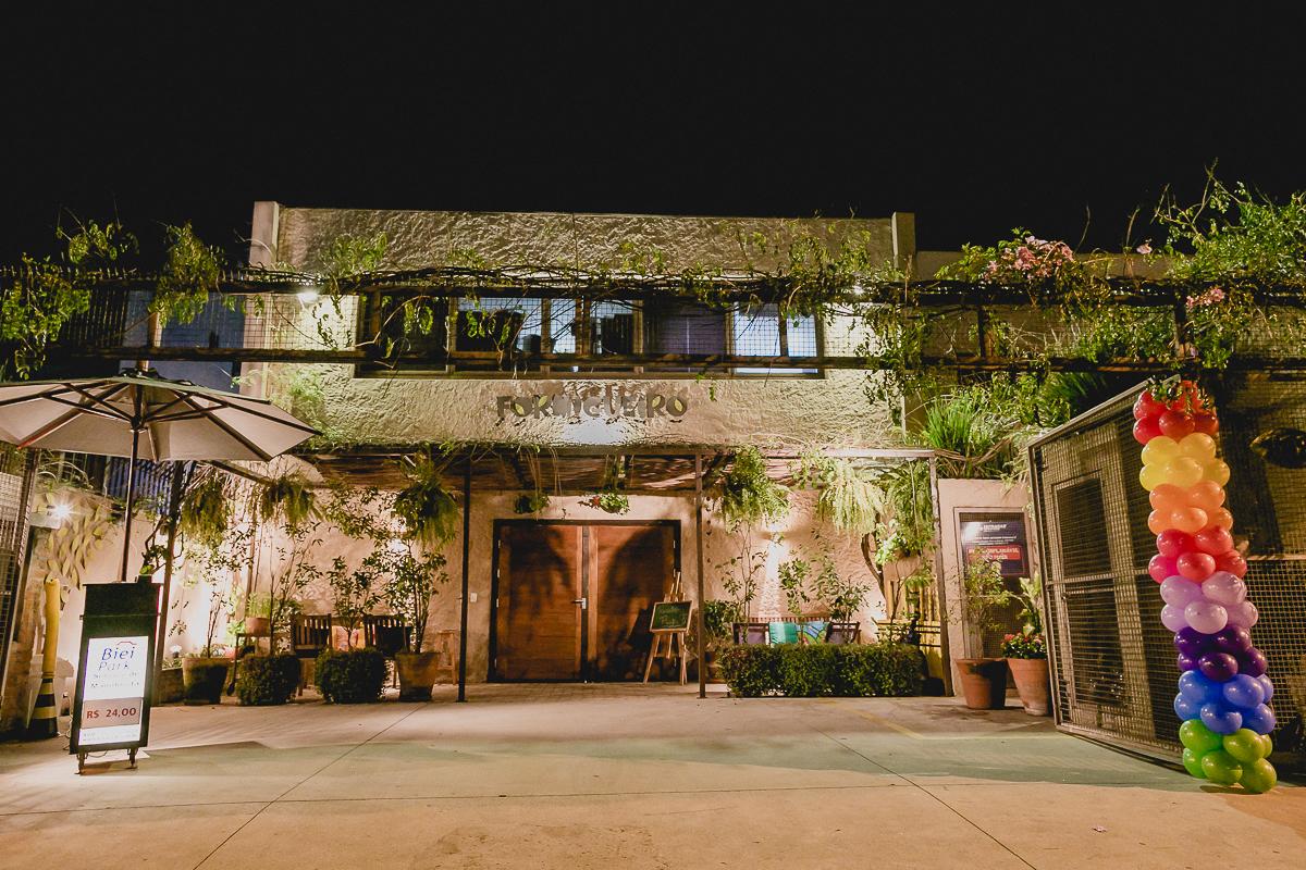 fachada do buffet espaço formigueiro localizado na vila olimpia zona sul de sao paulo