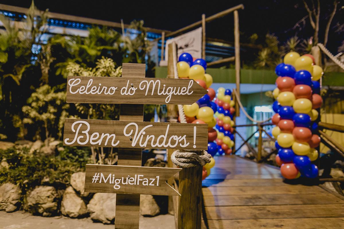 Fachada do buffet algazarra eco kids localizado dentro do clube esperia em santana