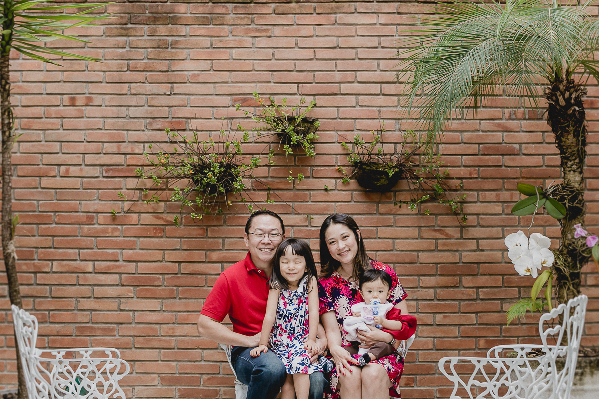 retrato em familia