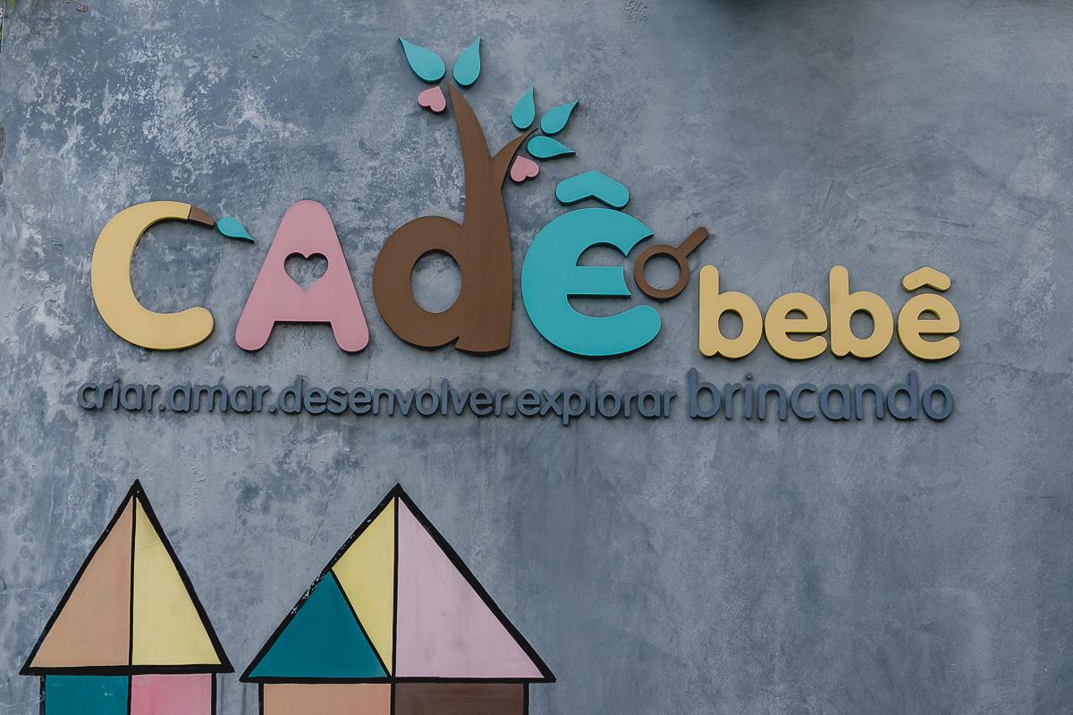 fachada do espaço cadê bebê localizado no itaim bibi sao paulo sp