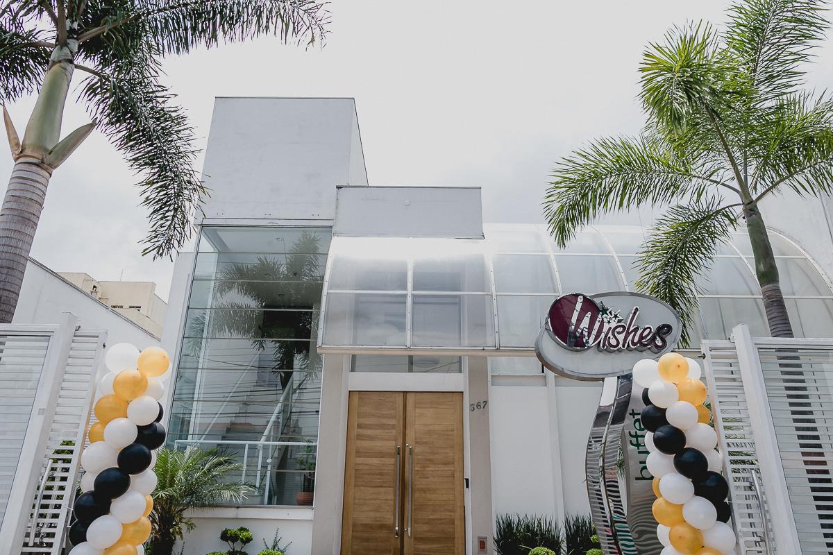 fachada do buffet whishes localizado no tatuape zona leste sao paulo sp