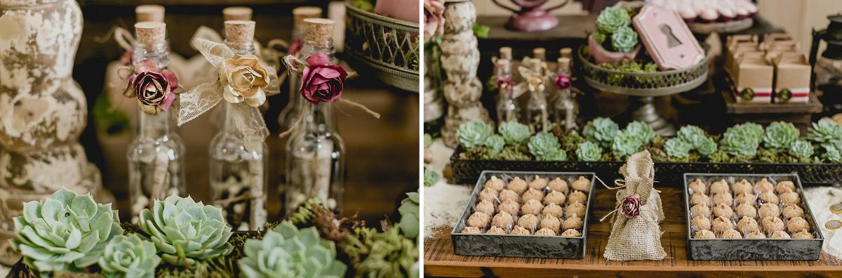detalhes da mesa do bolo feita pela arte coisa e tal e tati carolino