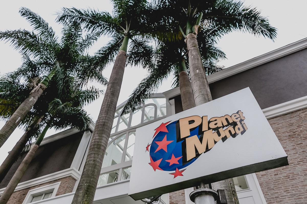 fachada do buffet planet mundi localizado em moema sao paulo sp