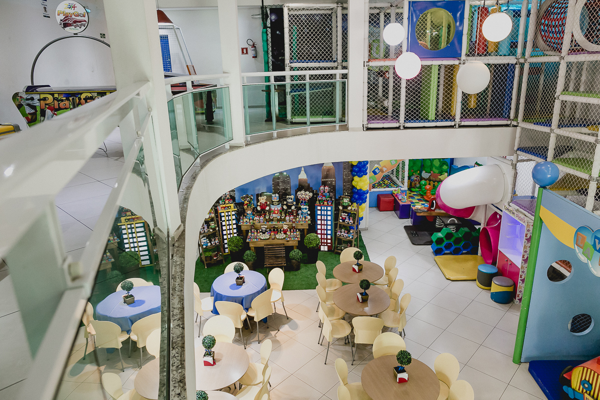 interior do buffet espaço aue localizado na zona norte de sp