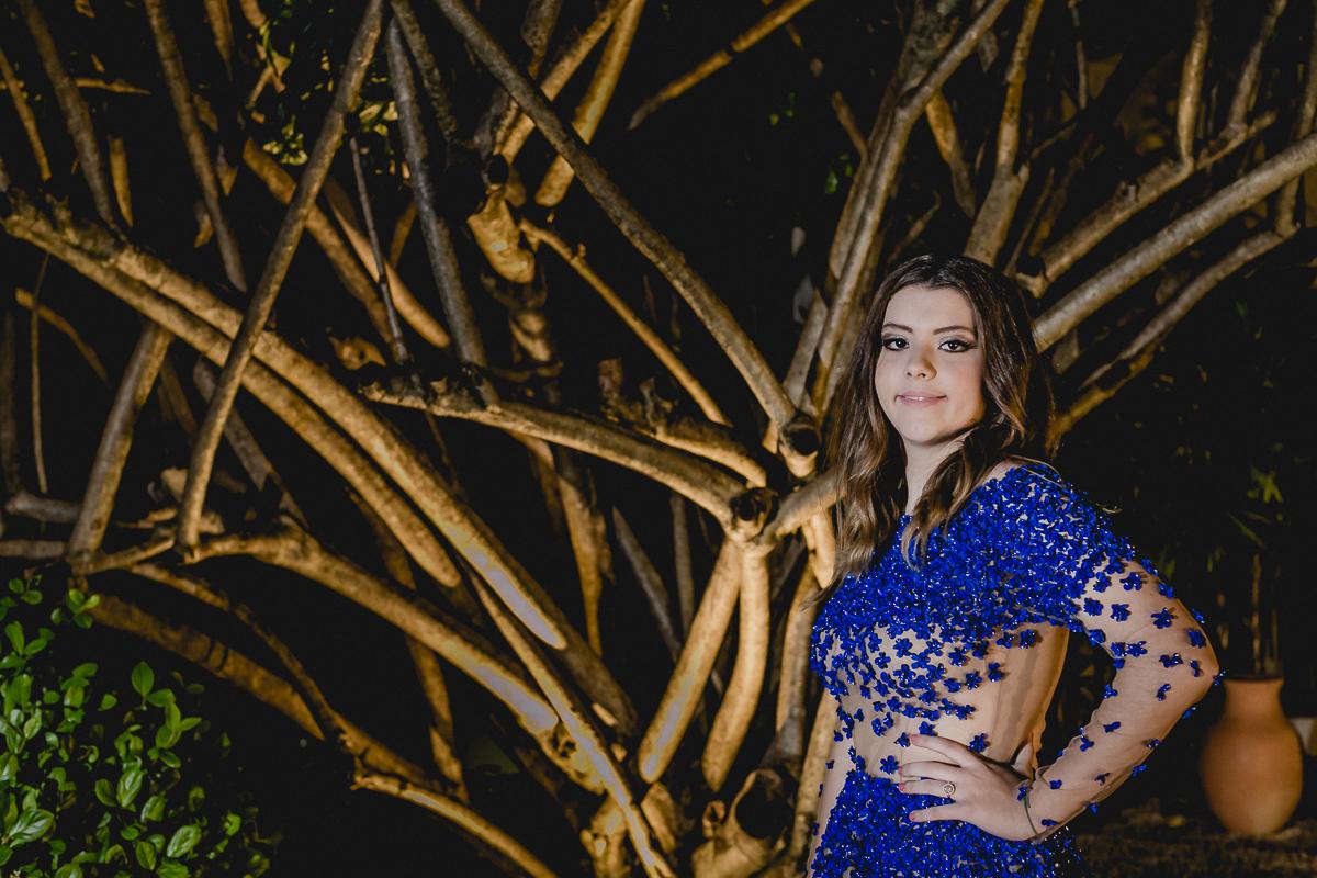 Retrato de 15 anos da Renata