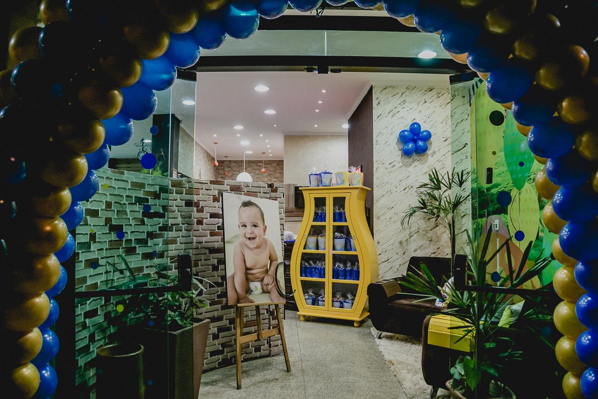 Fachada do Buffet Viva la vita em Caieiras - SP