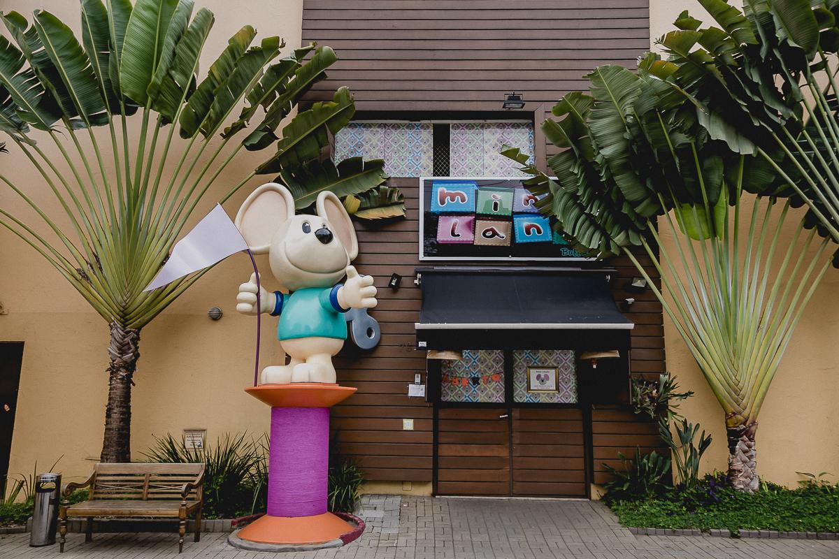 fachada do buffet miniland localizado no tatuapé sp