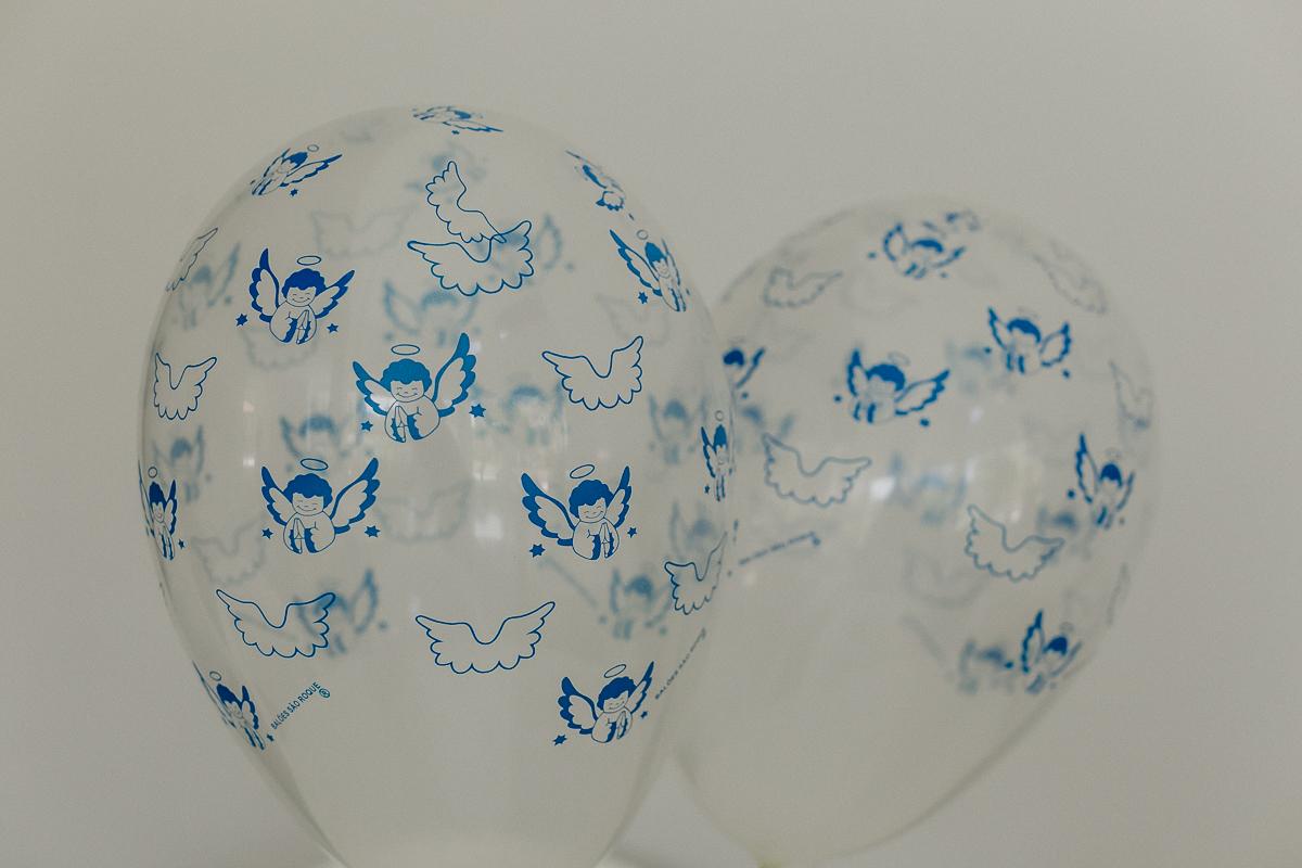 detalhes do balão