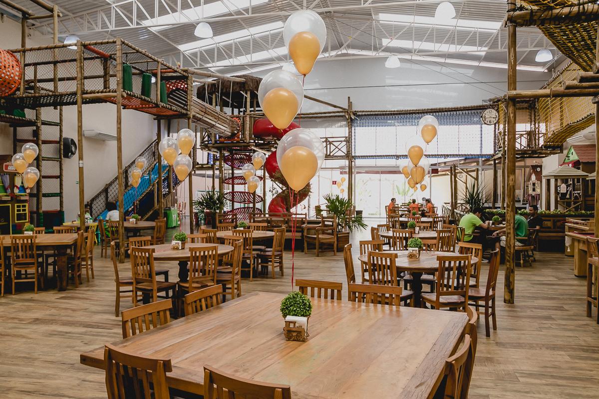 interior do buffet estacao vai e vem localizado na vila olímpia sp