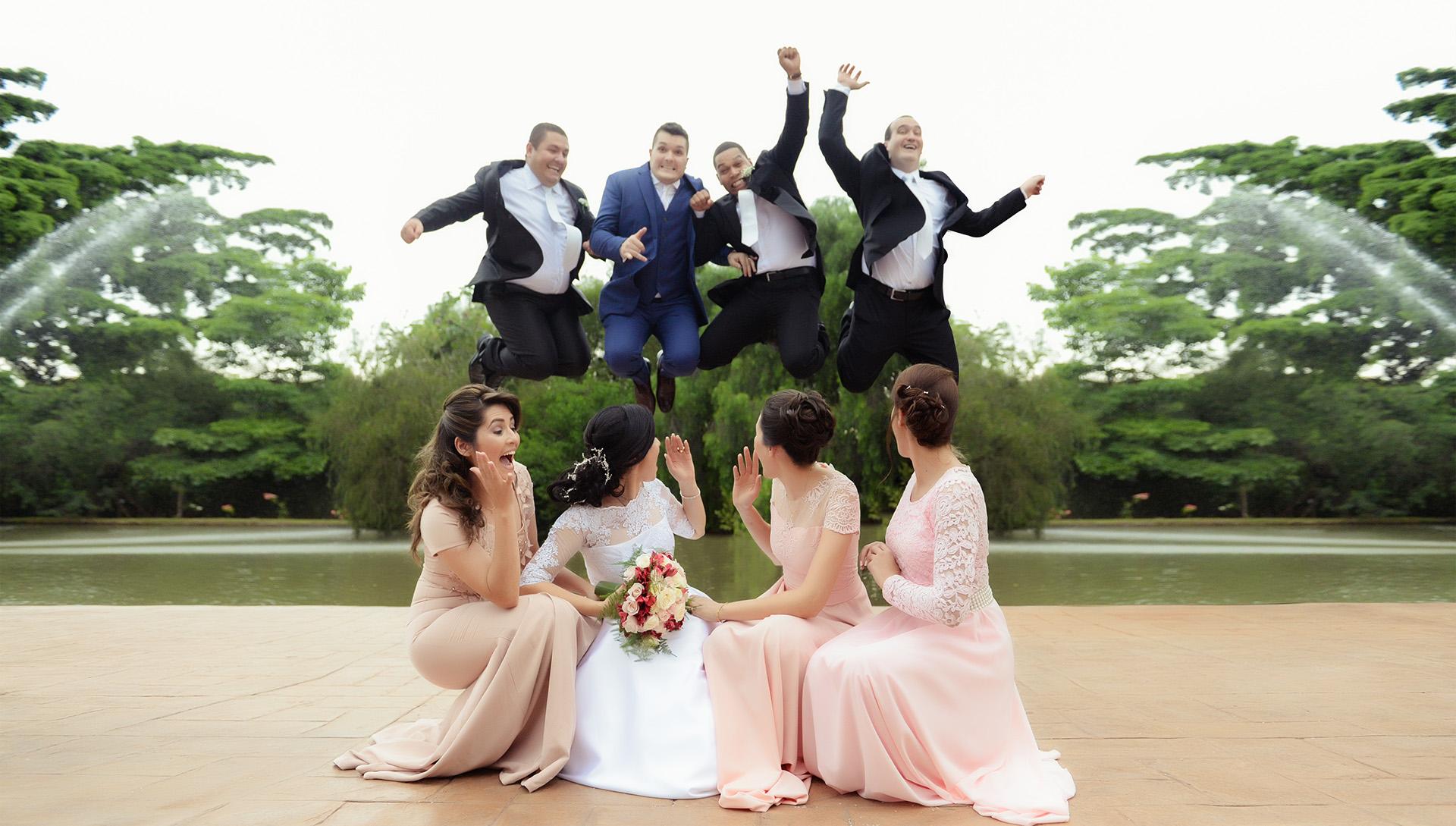 Contate Fotografo de Casamento - Bob Nunes - São José do Rio Preto - SP