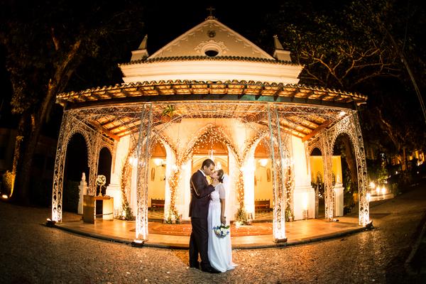 Casamento de João e Ingrid
