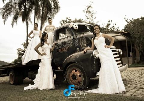 Casamentos de Old Gold Cars