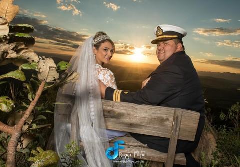 Casamentos de Viviane + Alan