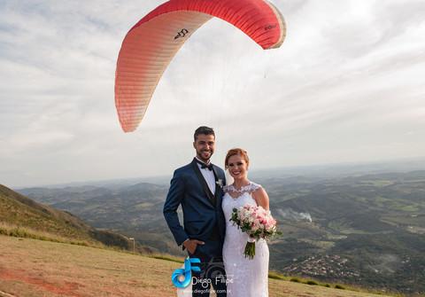 Casamentos de Brenda + Davi