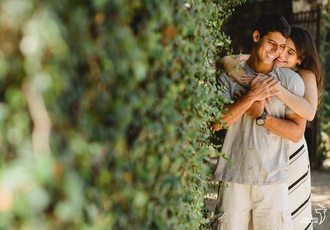 Ensaios de Fernanda e Jorge