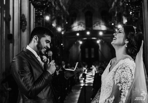 Casamentos de Laiz e Victor