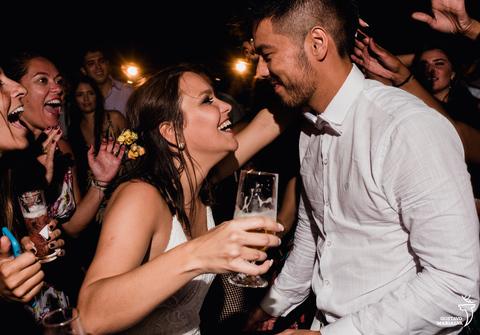Casamentos de Teka e Rodrigo