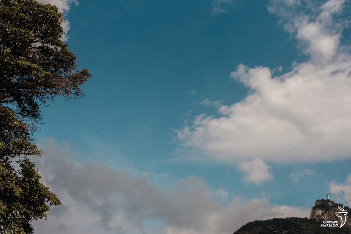 paisagem do cristo redentor