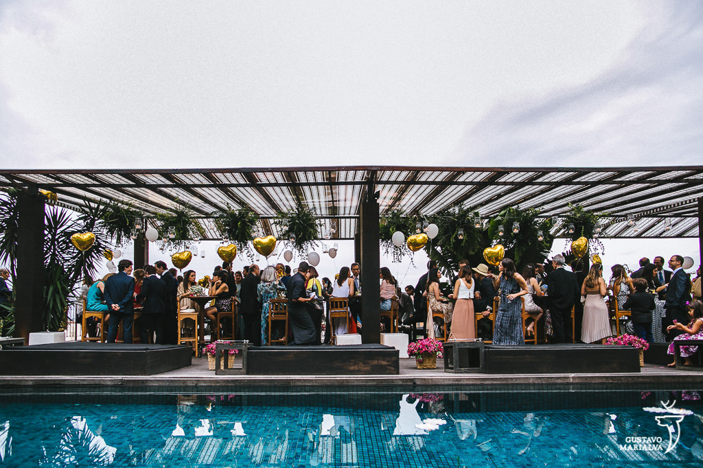 piscina do hotel santa teresa
