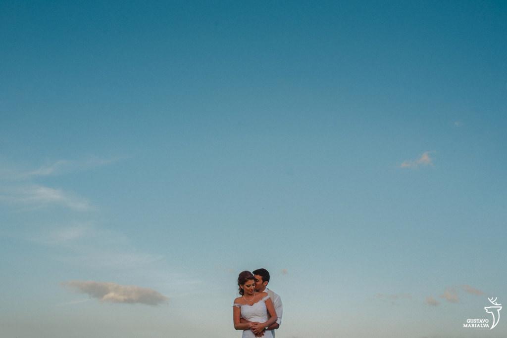 retrato dos noivos em búzios