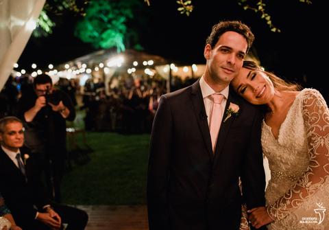 Casamentos de Camila e Arthur