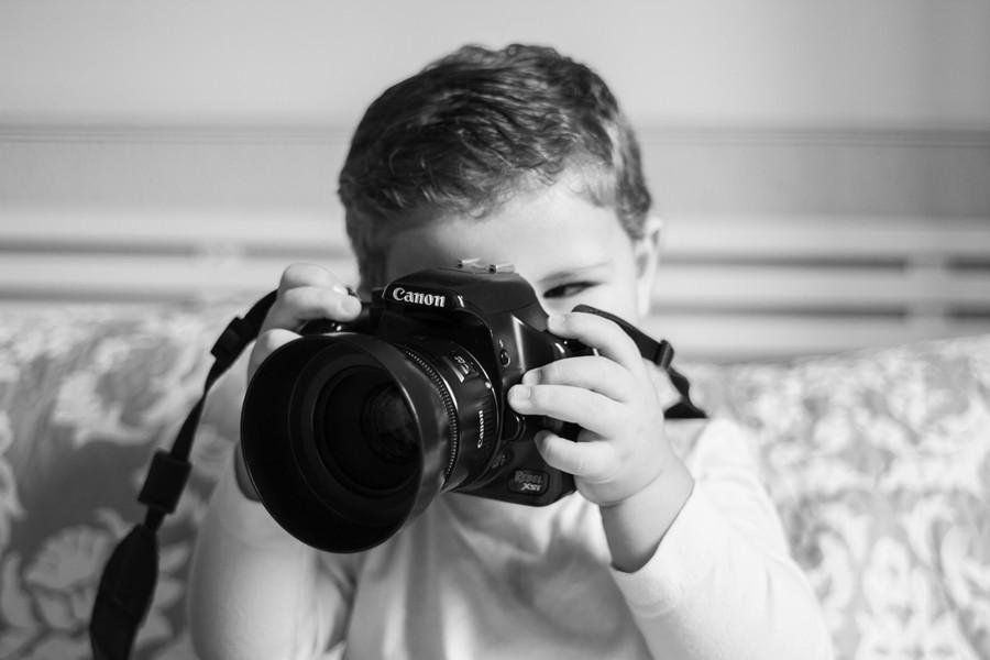 Contate Fotografia de família