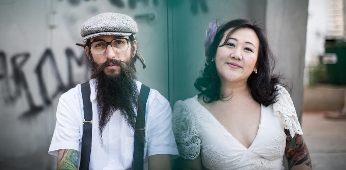 Pato e Miroca - pós wedding