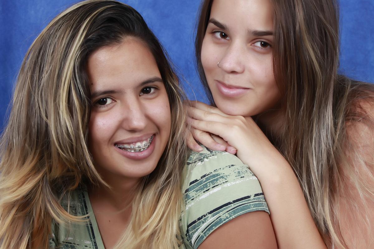 os olhares dessas clientes dizem muito. venha fazer o seu ensaio no estudio do nico localizado na octogonal em brasilia proximo do cruzeiro