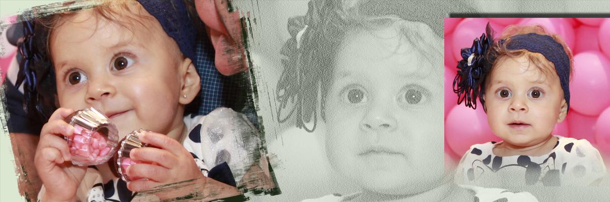 um mosaico de fotos com o rostinho da princesa, cada foto mais linda do que a outra. a lente fotografica do nico capturou cada momento desta festa infantil. venha conhecer o estudio fotografico do nico localizado perto do sudoeste.