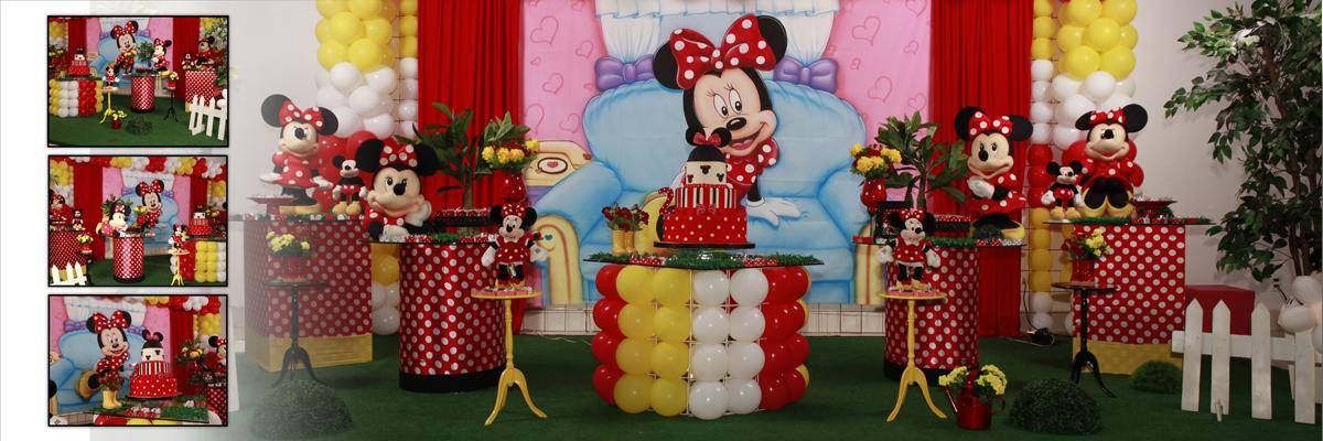 festa,infatil,minie,vermelho,baloes,brasilia, distrito federal, sobradinho, decoracao,julia,aniversario,amarelo,azul