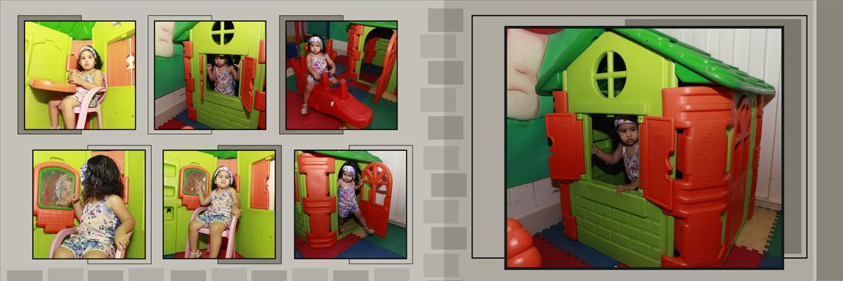 A casinha de boneca estava linda. Júlia pode aproveitar bastante, Fez pose e brincou muito. Posou para o fotógrafo NICO que aproveitou para belas imagens.