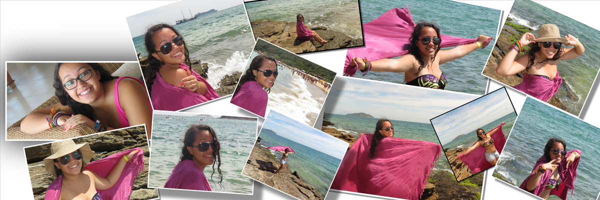 fazer book na praia e sempre prazeroso, com cores fortes, tipo rosa fica melhor ainda, usar o chapeu ou bone e ainda aproveitar o sol em favor de sua lente fotografico do nico fica interessane. ter cuidados com os equipamentos fotograficos para nao molhar