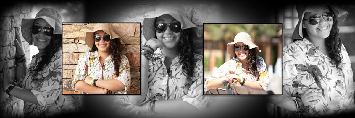As fotos preto e branco em contraste com a foto colorida pode ter uma harmonia. captar as imagens pela lente fotografico do nico e puro prazer. posar e sorrir para um clic unico e depois usar em redes sociais nao tem preço. parabens. ate breve.
