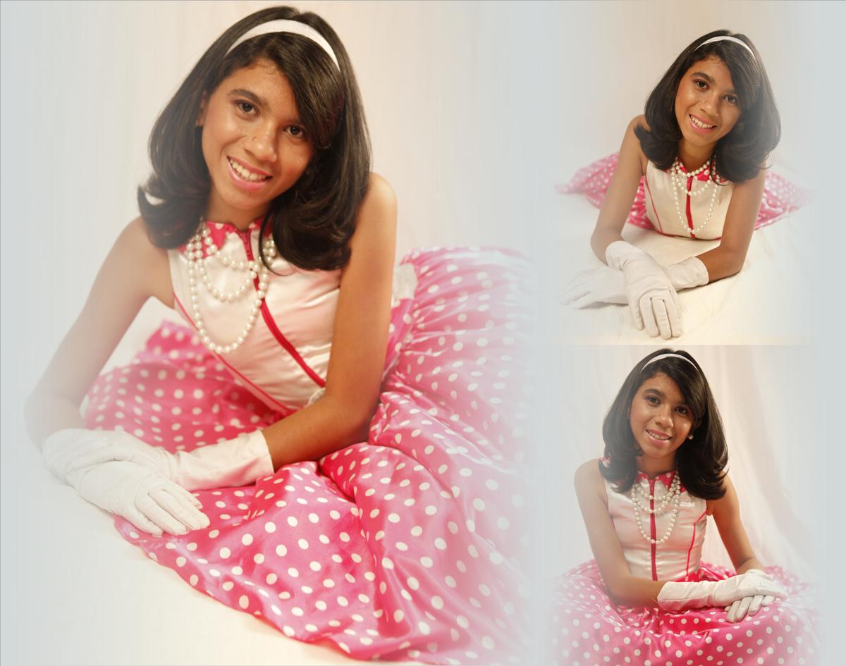 vestido lindo que foi retratado pelo nico fotografo, localizado na octogonal em brasilia
