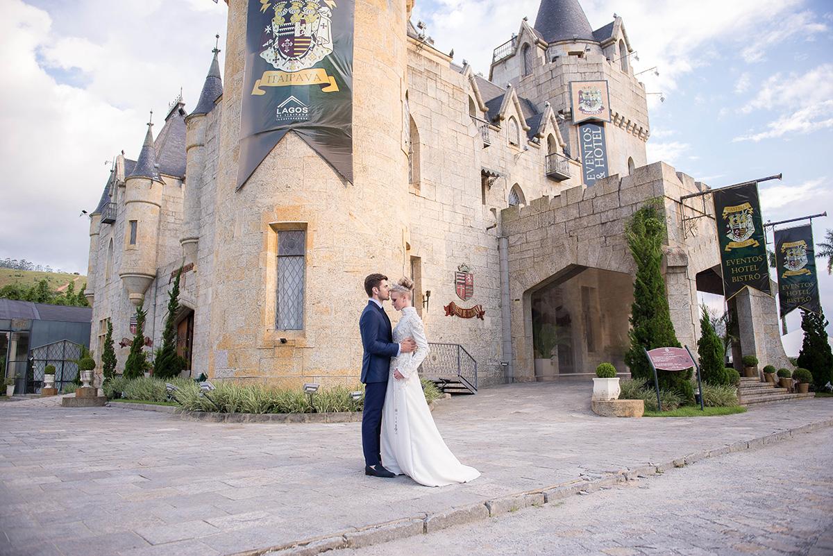 casamento no castelo de itaipava