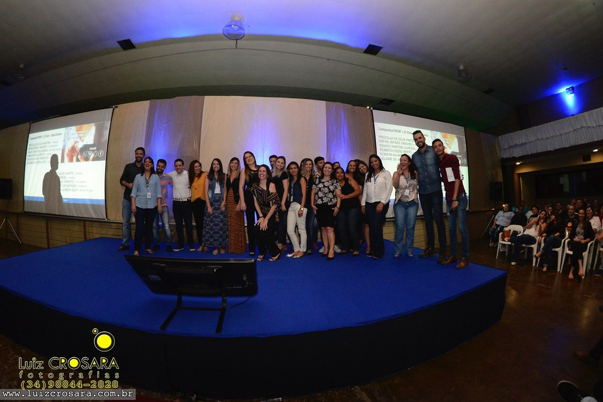 #topperformance2017 #algartech #metas #superação #amomuito #campeoes #uberlandia #premiação