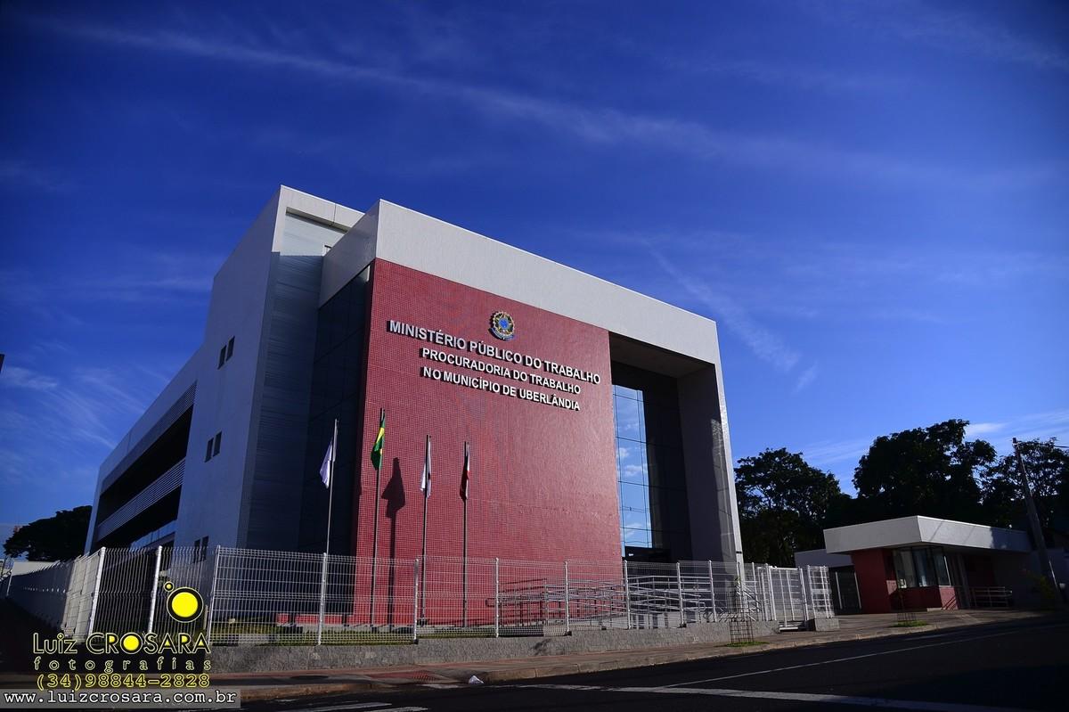 Inauguração Ministério Público do Trabalho #uberlandia #novopredio #inauguração #MPT