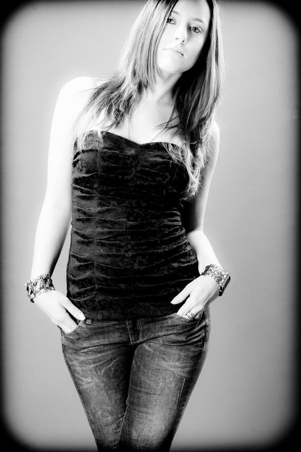 fotografia de estúdio