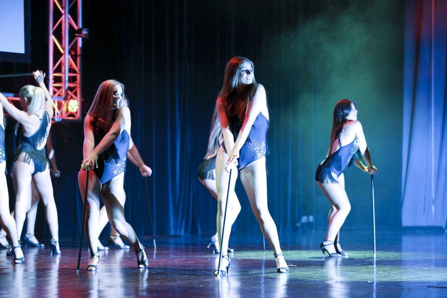 Espectáculo de Dança - Exponor