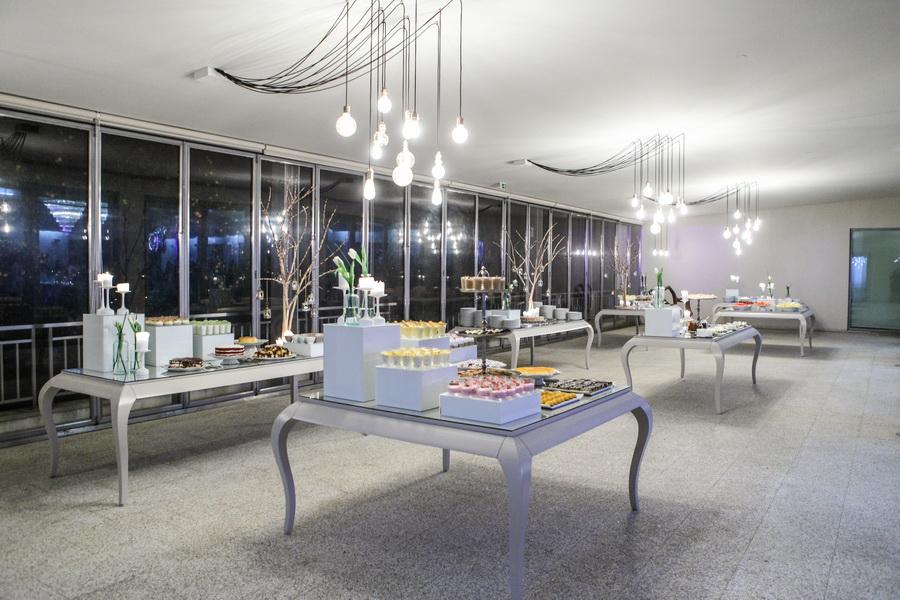 Mesas de sobremesas - Quinta da Quintã - Moselos
