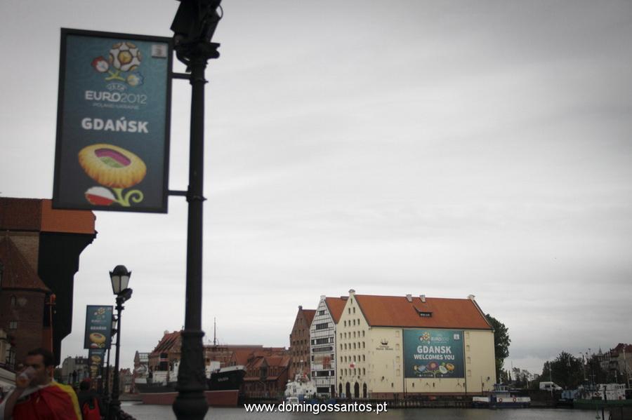 Evento empresarial - Prémio Por Equipas - Gadansk - Polónia