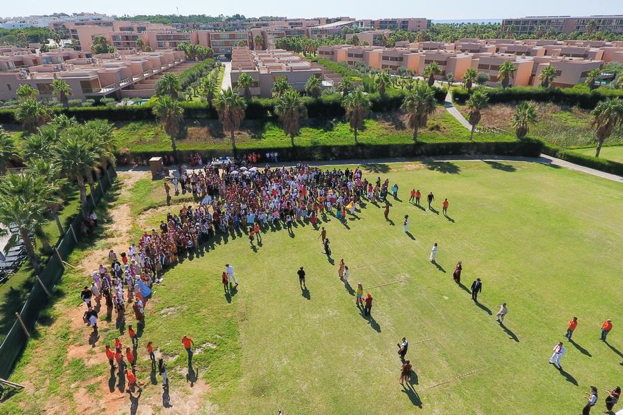 Acção de Team Building - Salgados - Algarve