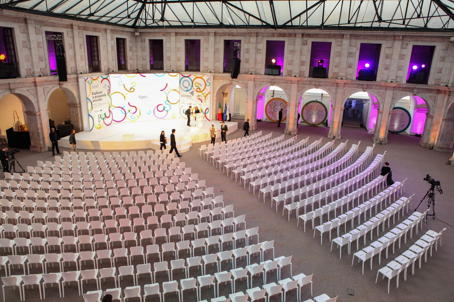 Evento empresarial - Convento do Beato - Lisboa
