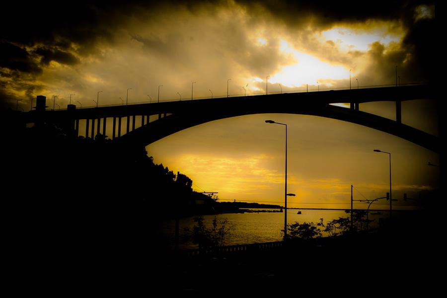 Ponte da Arrábida - Porto