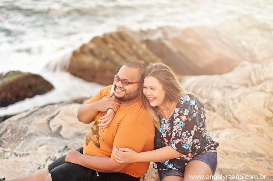 pre wedding realizado na cidade de maricá nas rochas