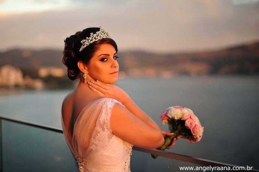 pôr do sol making off de noiva realizado no hotel H na praia das flechas