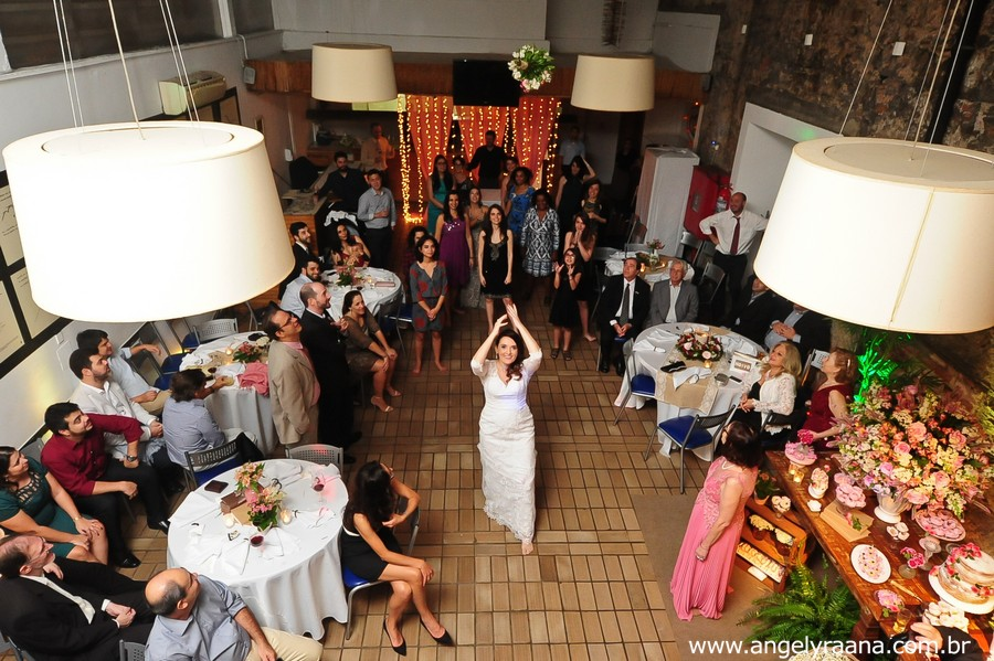 pista de dança no mini wedding realizado no restaurante nanquin