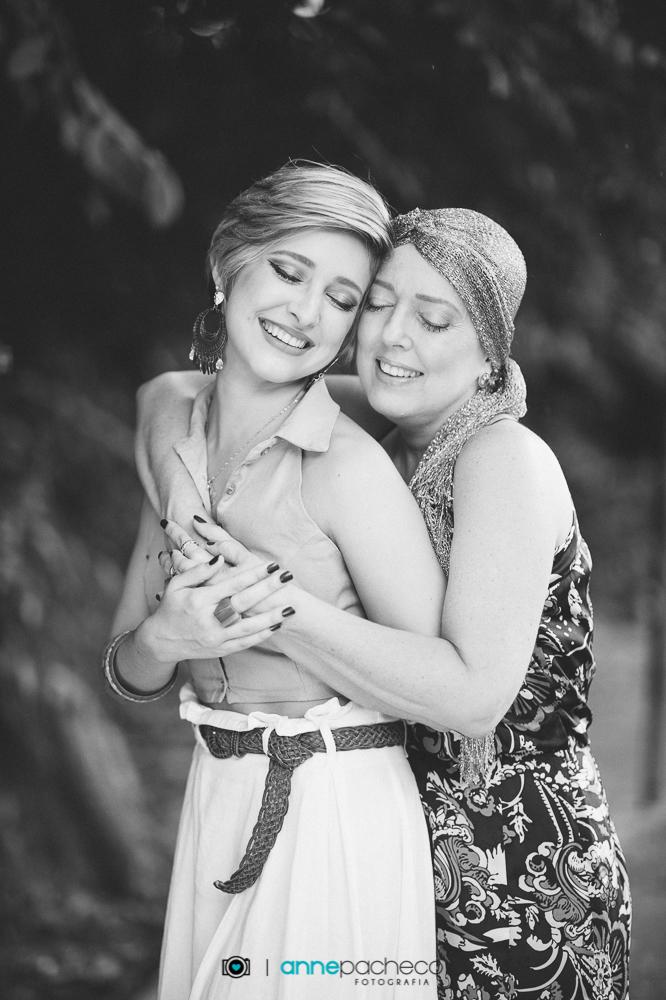 Foto de Amor de mãe e filha